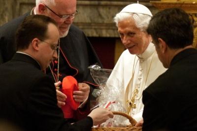 Benedikt, 85. Geburtstag