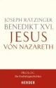 Benedikt, Jesus