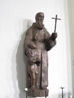 Figur Konrad von Klaus Backmund