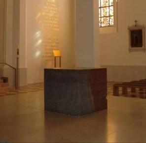 Altar St.-Nikolaus-Kirche