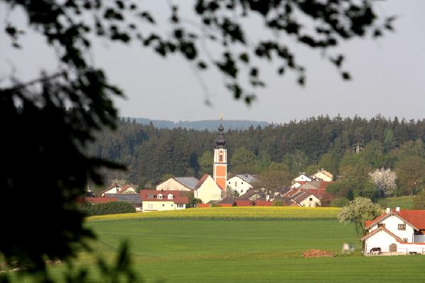 2012 Kirche von Krempinger Holz