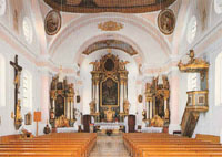 St.Josef Innenraum