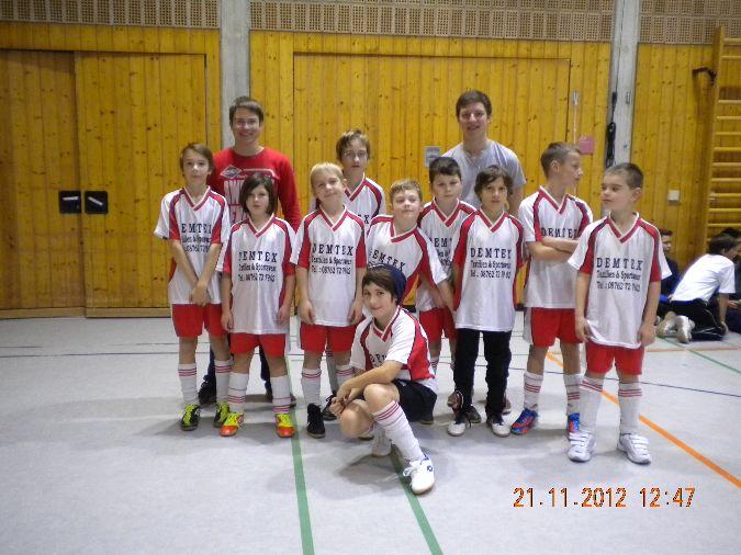 Ministrantenfußballturnier 2013 in Isen
