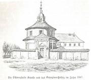 Schmerzhafte Kapelle 1847