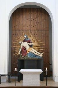 Schmerzhafte Kapelle, Pieta heute