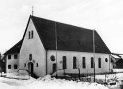 Kirche 30er Jahre