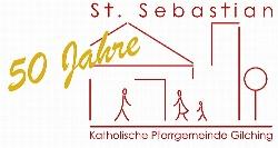 50 Jahre St. Sebastian Logo