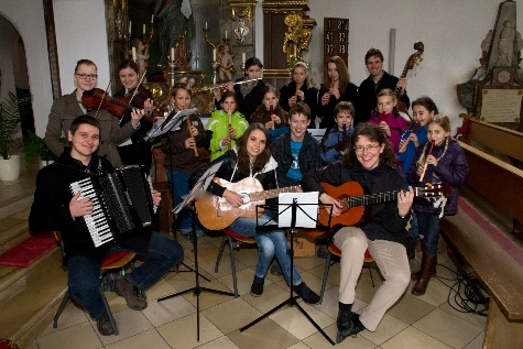 Instrumentalgruppe 2013