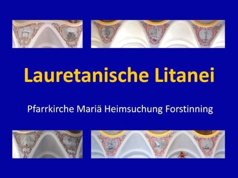 Lauretanische Litanei