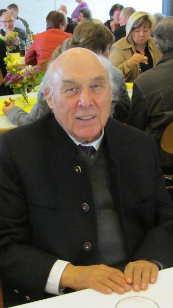 Oberbergkirchen Pater Redl<br/>50.Jähriges Priesterjubiläum