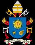Franziskus, Wappen