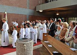 Ökumenischer Gottesdienst 2013 in Ottobrunn