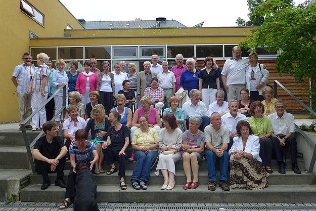 Chorfahrt nach Dresden 2013