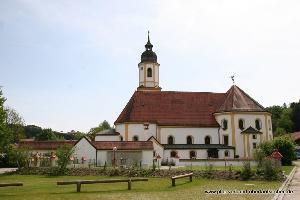 Pfarrkirche Oberornau Aussenansicht