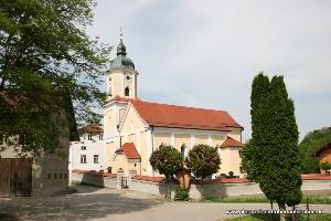 Filialkirche Steinkirchen Aussenansicht