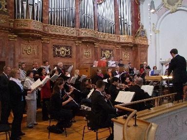 Kirchenmusik Bild I