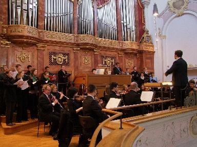 Kirchenmusik Bild II