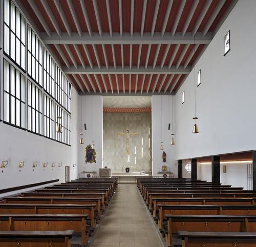 Kirche St. Andreas 2012 nach Innenrestaurierung