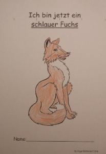 Schlauer Fuchs-Vorschule