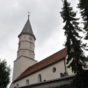 Kirche Überacker