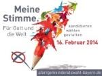 Logo PGR Wahl 2014