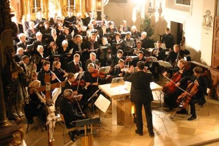 Kirchenchor Konzert 11.13
