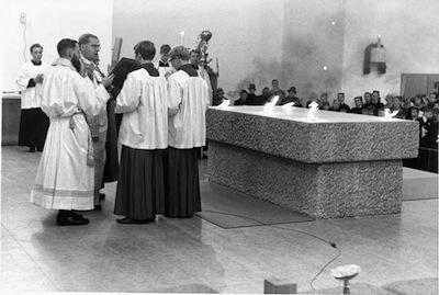 Altarweihe-1967-400px