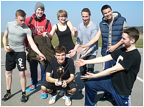 Fußballturnier der Ministranten am 8.03.14 in Oberpframmern - Bild 1