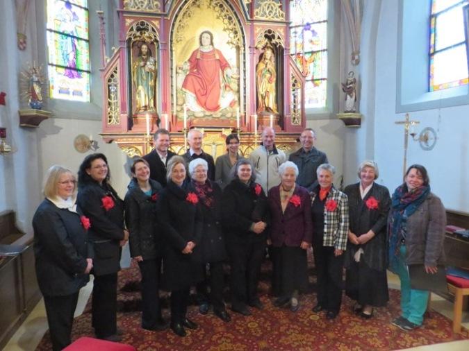 Kirchenchor Langenpreising