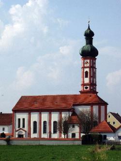 Pfarrkirche St. Martin Kirchdorf