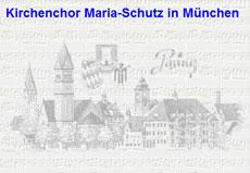 Kirchenchor Maria Schutz