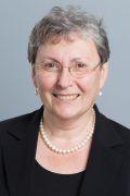 Ordinariatsdirektorin Gabriele Rüttiger