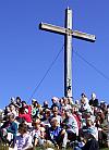 Bergmesse Kampenwand 2004