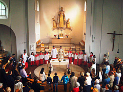 Pfarrfest St. Otto 2014 - Festgottesdienst