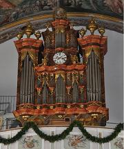 Orgel von Siegsdorf