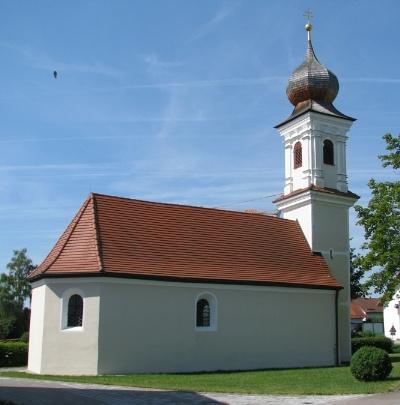 Peterskirche Langenpreising