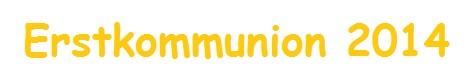 Kommunion_2014