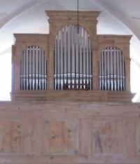 Orgel von Großschwindau-St. Michael