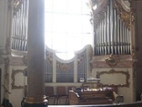 Orgel in Asamkirche