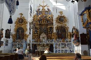 Altar Maria Plain