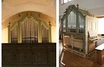 Orgel von St. Peter, Steinkirchen/Törwang