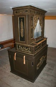 Orgel in Beutelhausen