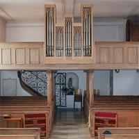Orgel in Germering-Unterpfaffenhofen, St. Jakog