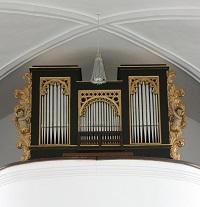 Orgel von Kraiburg-St. Maximilian