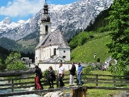 Kirche Ramsau