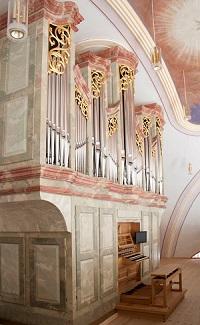 Orgel von Traunwalchen-Mariä Geburt