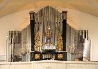 Orgel der Pfarrkirche St. Anton in Hausham
