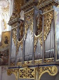 Orgel der Domkirche-Mariä Geburt in Freising, Konkathedrale des Erzbistums