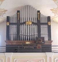 Orgel von Eberspoint, St. Andreas