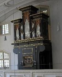 Orgel der Heiliggeistkirche in Freising